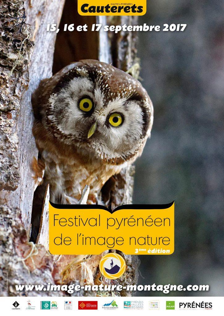 Affiche FPIN2017 © Christophe Cuenin | Parc National des Pyrénées