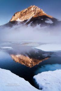 Paysages des Pyrénées Occidentales : Dec de Lhurs (Lescun, Pyrénées françaises) de Javier Lacha