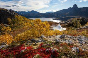 Norvège côté nature de Patrick Delieutraz et Sylvain Dussans