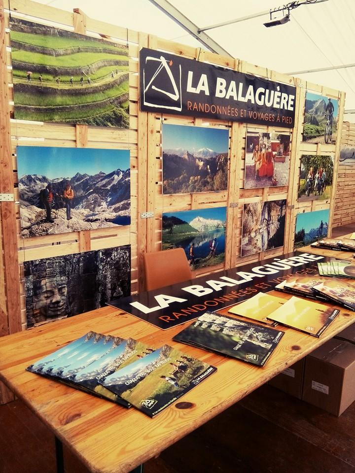 Stand La Balaguère - photo : Carole Lafontan / FINM2015 / ONCFS