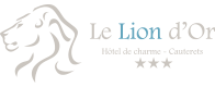 Hôtel Le Lion d'Or***