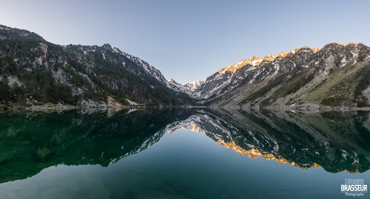 Rando-Photo Lac de Gaube © Hadrien Brasseur