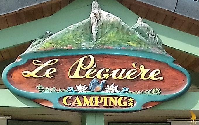 Camping Le Péguère**