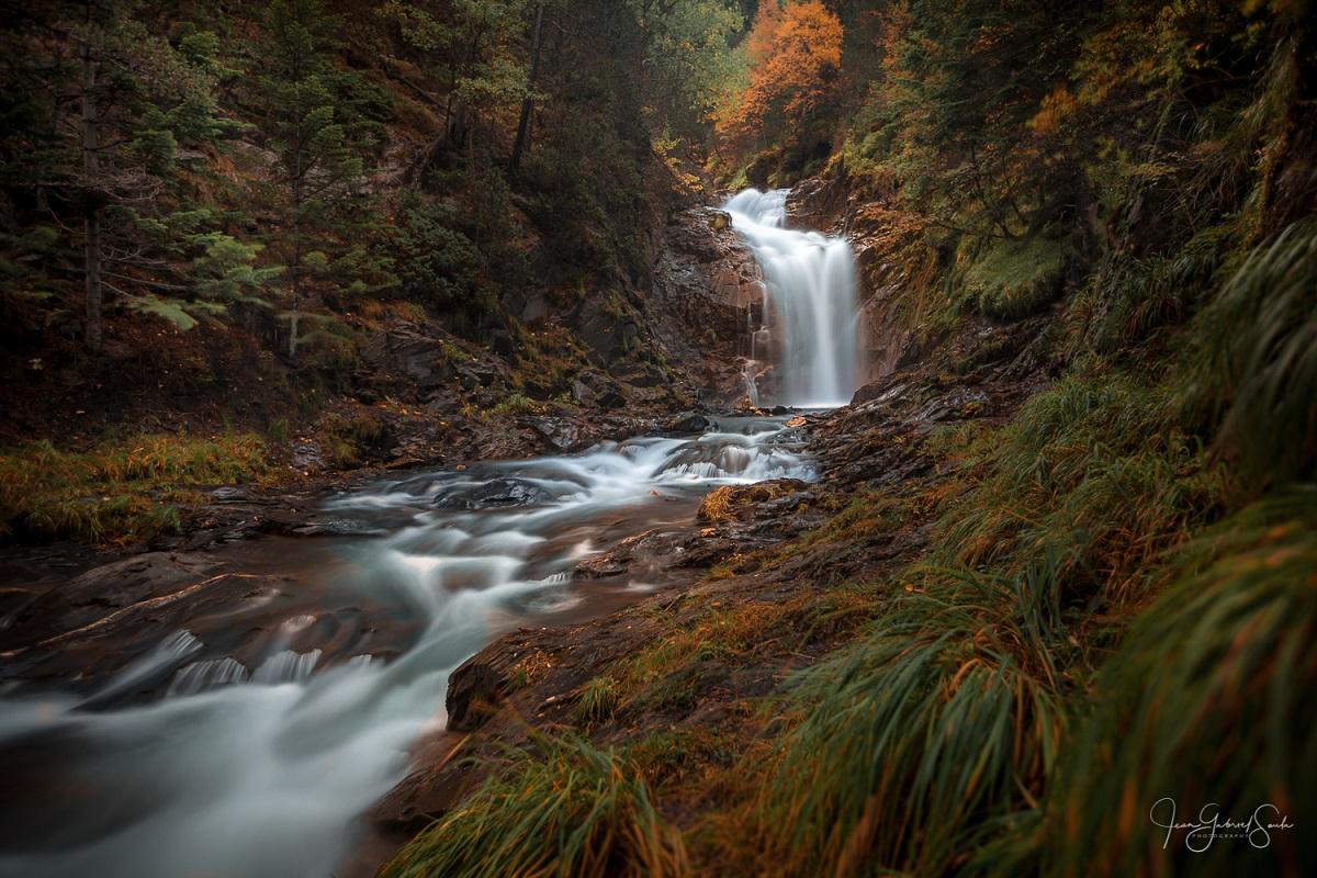 Torrents, cascades et lumières forestières © Jean-Gabriel Soula - Naturavista
