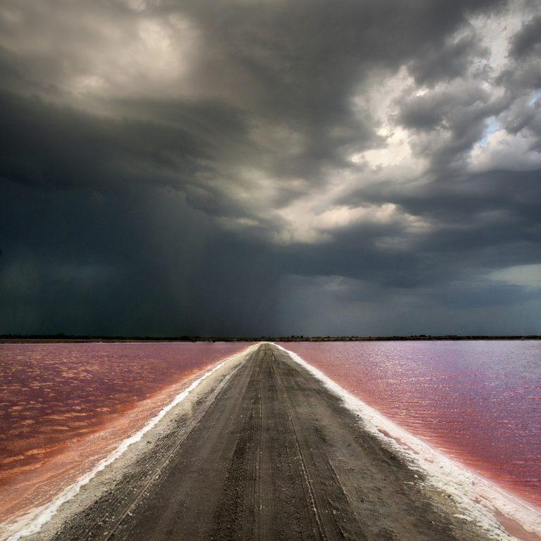 Camargue entre ciel et terre © Thierry Vezon