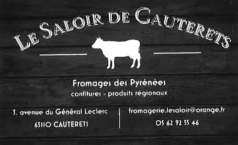 Saloir de Cauterets