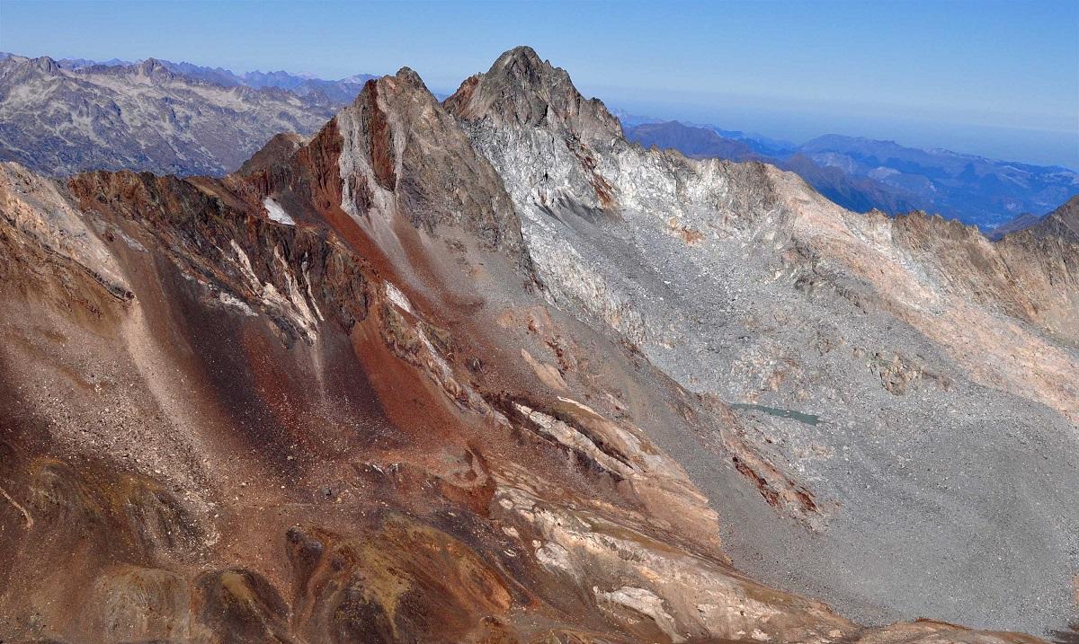 Les glaciers des Pyrénées face au réchauffement climatique © G. Nogué / Parc national des Pyrénées