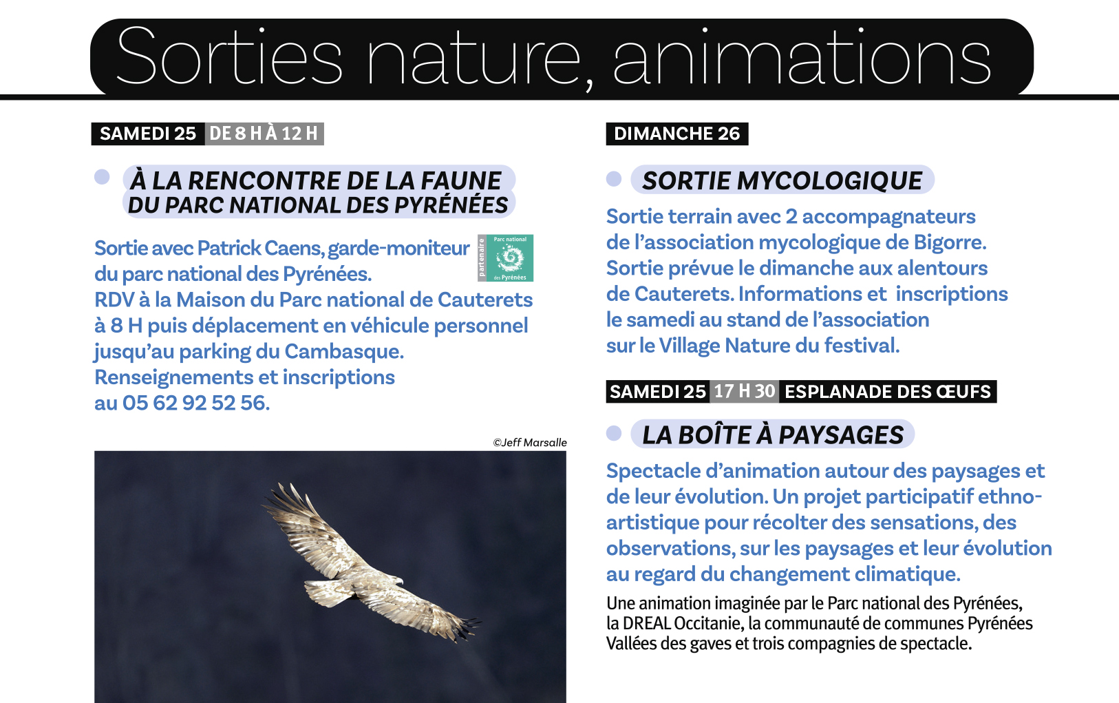 FPIN 2021 - Sorties Nature & Animations
