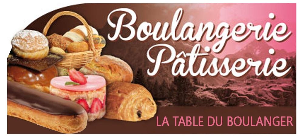 La Table du Boulanger